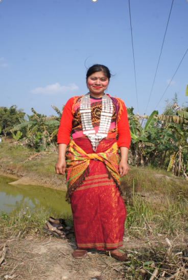 Traditional costume and jewellery